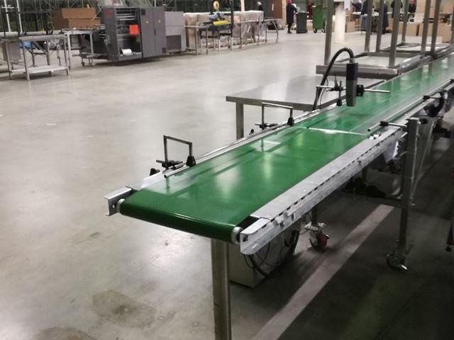 Конвейер коробок конвейеры для мясной промышленности
